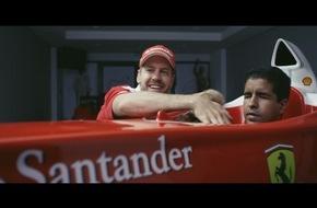 """Santander Consumer Bank AG: Großer Preis von Deutschland: Santander startet Videoreihe """"The Daily Race"""""""