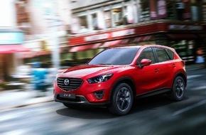 Mazda: Mazda auf der Überholspur