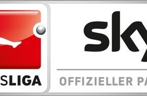 Sky Deutschland: Sky Media startet mit Rekordauslastung in Vermarktung der Bundesliga-Rückrunde