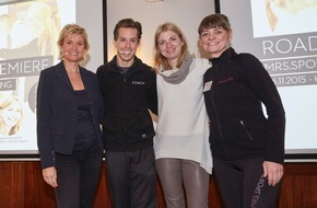 Mrs.Sporty GmbH: Premiere: Mrs.Sporty Power-Event-Tour startet erfolgreich in Hamburg