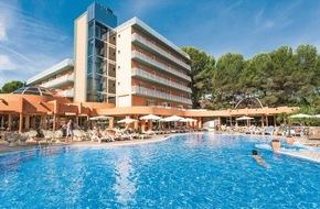 alltours flugreisen gmbh: alltours übernimmt zwei weitere Hotels auf Mallorca und baut das Angebot von allsun Hotels in Paguera aus
