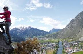 Ferienregion TirolWest: Kletterparadies TirolWest - Die große Freiheit im Kletterhimmel - BILD