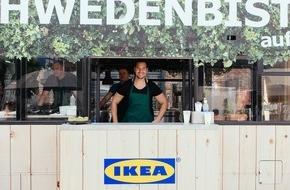 IKEA Deutschland GmbH & Co. KG: Schwedenbistro auf Achse / IKEA schickt Food Truck Küche auf Deutschlandtour