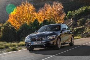 Die neue BMW 1er Reihe / Kompakte Fahrfreude - effizient, innovativ, einzigartig