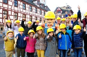 Mattel GmbH: Erfolgsserie Bob der Baumeister wird fortgesetzt / Bob der Baumeister geht mit weiteren Bauprojekten an den Start und begeistert Fans ab September mit neuen Folgen auf Super RTL