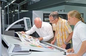 Onlineprinters GmbH: Höchste Druckqualität: diedruckerei.de mit Spitzenwert erneut PSO-zertifiziert