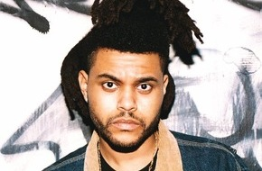 Universal International Division: THE WEEKND live beim ECHO 2016 am 07. April