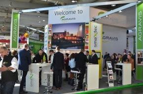 AGRAVIS Raiffeisen AG: AGRAVIS-Gruppe zieht positives Fazit der EuroTier 2014
