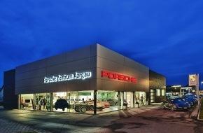 Porsche Schweiz AG: Porsche Schweiz steigert Auslieferungen um zehn Prozent (Bild)
