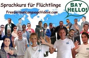 Kampelmann Academy: Effektiver Video-Deutschkurs für Flüchtlinge - online und kostenfrei