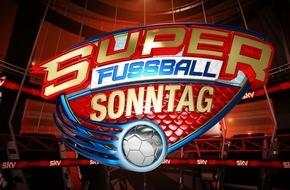 Sky Deutschland: Der Super Fußball Sonntag am Wochenende bei Sky: acht Stunden Bundesliga live, das Top-Spiel der Premier League und Klopps erste Titelchance