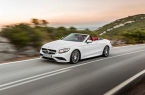 Mercedes-Benz Schweiz AG: Mercedes-Benz auf der IAA 2015 - Die Mercedes Traumwagen-Kollektion