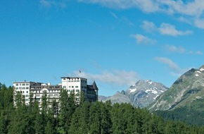 GastroSuisse: ICOMOS-Jubiläumspreis für einen ganz besonderen Familienbetrieb: das Hotel Waldhaus Sils