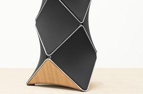Bang & Olufsen: BeoLab 90: Bang & Olufsen präsentiert seinen bisher innovativsten Lautsprecher