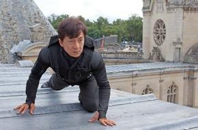 """RTL II: RTL II präsentiert die """"FightLights"""" / Zwölf Filme mit Jackie Chan und weiteren Stars des asiatischen Kinos"""