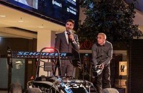 BFFT Gesellschaft für Fahrzeugtechnik mbH: Erfolgreiche Partnerschaft: BFFT und Schanzer Racing Electric feiern Top-Platzierung am Hockenheimring