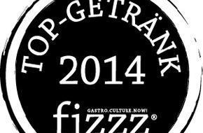 Schweppes: Schweppes ist erneut Top-Getränk des Jahres - Fizzz  Magazin vergibt im 8. Jahr in Folge die besondere Auszeichnung an Schweppes
