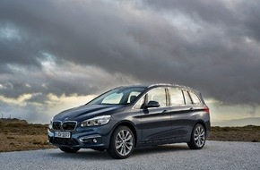 BMW Group: Der neue BMW 2er Gran Tourer