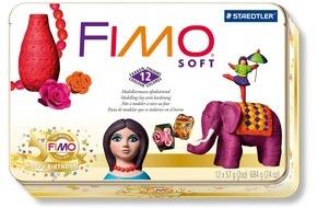 Staedtler: 50 Jahre FIMO - Eine Marke bewegt die Welt