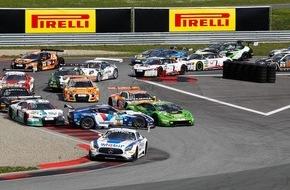 ADAC: Zehn Jahre ADAC GT Masters auf dem Sachsenring