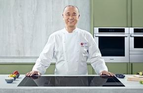 Panasonic Deutschland: Fokus auf Präzision mit Panasonic Botschafter Nobu / Restauranteröffnung in München, japanische Esskultur und ein Weltstar
