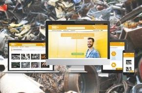 Schrott24: Grazer Start-Up Schrott24 mischt Altmetallmarkt auf