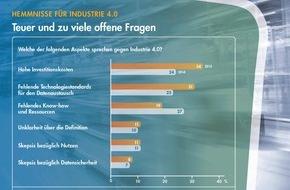 Freudenberg IT: Industrie 4.0: Deutschland hinkt Vision hinterher