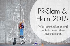 news aktuell (Schweiz) AG: 15 Jahre news aktuell: sda-Tochter lädt zu PR-Slam & Ham ein