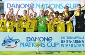 Danone GmbH Deutschland: U13 von Borussia Dortmund beim Weltfinale des Danone Nations Cup in Marokko