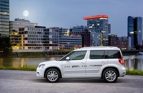 Skoda Auto Deutschland GmbH: SKODA fährt das 15. goEast-Filmfestival