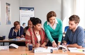 WBS TRAINING AG: Mit der richtigen Umschulung beruflich neu starten / Chance auf 2.500 Euro Prämie für Umschüler - zahlreiche Umschulungen ab Juni bei WBS Training