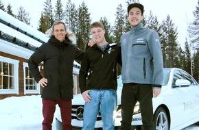 """RTL II: """"GRIP - Das Motormagazin"""": Die große Ice-Challenge - Matthias Malmedie vs. Zuschauer"""