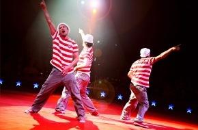 Circus KNIE - Schweizer National-Circus AG: Circus Knie: Tournee-Ende 2008