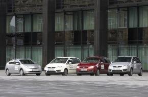 Dekra SE: DEKRA und FIRMENAUTO haben Erdgas- und Hybridfahrzeuge getestet / Alternative Antriebskonzepte kommen