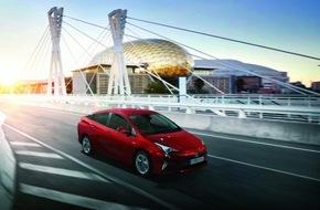 Toyota Schweiz AG: Der neue Toyota Prius - Qualität und Effizienz haben einen Namen