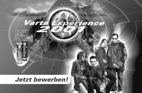 Telion AG: Herausforderung Island - Varta Experience für die Jugend!