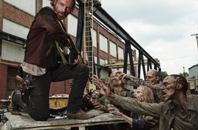 "Fox International Channels: ""The Walking Dead"" geht in die internationale Winterpause: Globale Premiere von Staffel 5B ab 9. Februar 2015"