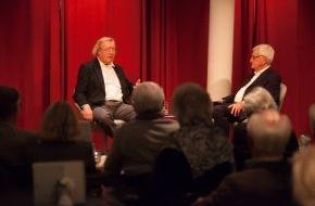 Autostadt GmbH: Peter Sloterdijk stellte das Jahresthema 2015 der Autostadt vor: Frieden