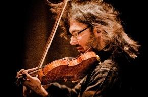 Migros-Genossenschafts-Bund Direktion Kultur und Soziales: Migros-Pour-cent-culturel-Classics: tournée V de la saison 2013/2014 / L'Orchestre Symphonique de la BBC en Suisse avec le violoniste virtuose Leonidas Kavakos
