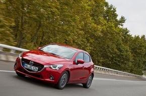 Mazda (Suisse) SA: Der Kleine, der in der Liga der Grossen spielt (BILD)
