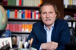 "SAT.1 Gold: Recht so! TV-Anwalt Ingo Lenßen gibt juristische Lebensberatung bei SAT.1 Gold / ""Lenßen Live - Die Recht-Sprech-Stunde"" ab  29. Oktober 2015 um 22:15 Uhr"