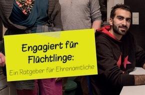 """Hanns-Seidel-Stiftung: Asyl - Flucht - Migration: Ratgeber und Glossar für ehrenamtliche Helfer / Sozialministerin Emilia Müller: """"Wir lassen die Ehrenamtlichen nicht allein."""""""