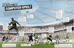 Porsche Consulting GmbH: Das digitale Stadion / Wird Fußball zum Computer-Spiel?