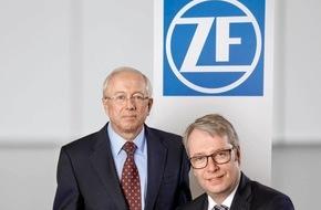 ZF Friedrichshafen AG: ZF schließt Übernahme von TRW Automotive ab