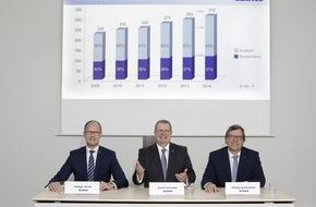 Blanco GmbH + Co KG: BLANCO präsentiert erneut Rekordzahlen / Wieder neue Bestmarke des Spülen- und Armaturenspezialisten