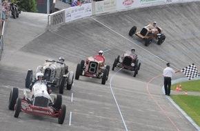 IG Offene Rennbahn Oerlikon: 14. Indianapolis in Oerlikon Motorsport-Klassiker im Radrennoval