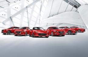 Mazda: Ausstattungsoption gratis beim Kauf eines neuen Mazda