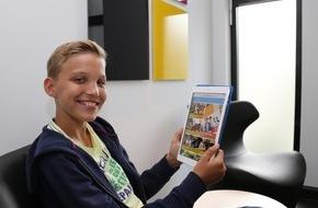 """dpa Deutsche Presse-Agentur GmbH: """"Hellweger Anzeiger"""" präsentiert Kindernachrichten mit WebApp der dpa-Juniorline"""