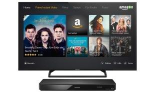 Panasonic Deutschland: Amazon Instant Video für Panasonic VIERA TVs 2014 und ausgewählte Blu-ray Player verfügbar / Mit der Amazon Prime Instant Video-App auf tausende Filme und Serien zugreifen
