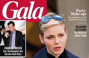 """Gruner+Jahr, Gala: Exklusiv in GALA: Toni Garrn steigt groß bei """"GNTM"""" ein"""